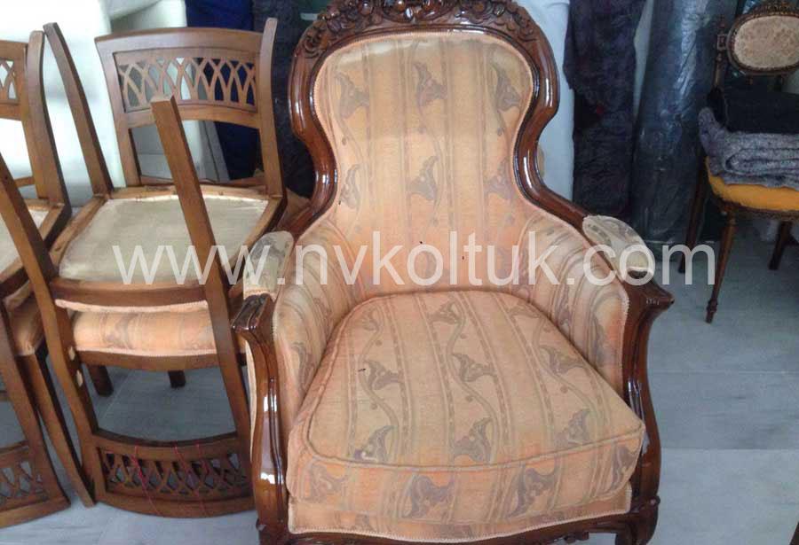 Barok Koltuk Tamiri